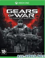 Microsoft gears of war. ultimate edition xbox one 110192