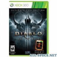 Diablo iii: reaper of souls. ultimate evil edition [xbox 360, русская версия] 11013