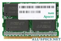 Apacer DDR2 800 MicroDIMM 512Mb 1