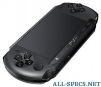 Sony PlayStation Portable E1000 3