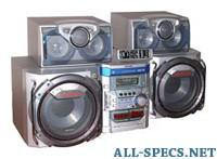 Sharp CD-M10000W 1