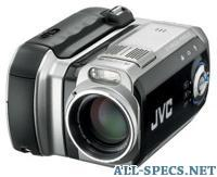 JVC Everio GZ-MC200 1