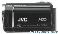 JVC Everio GZ-MG430 2